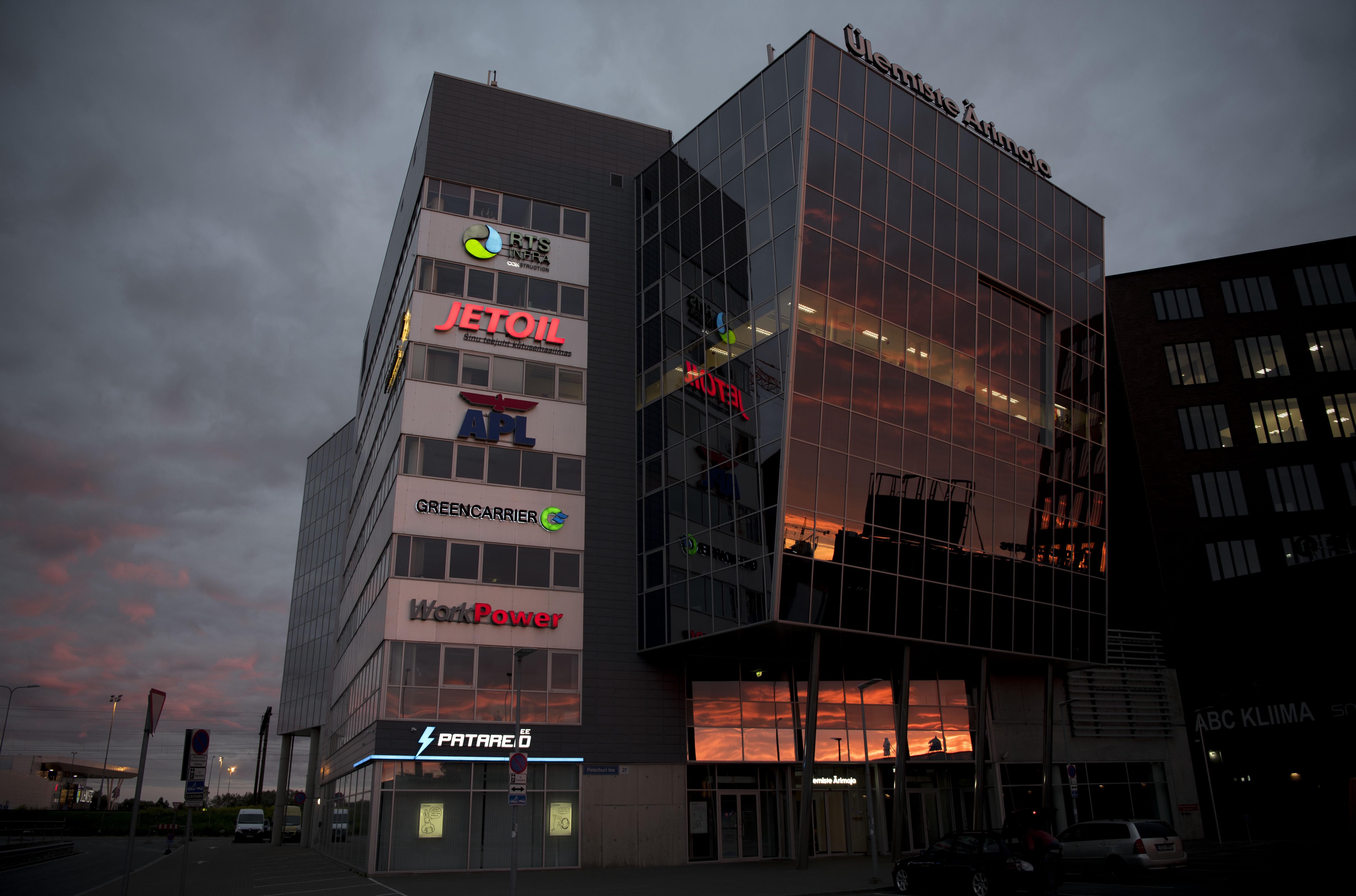 0cbf75cd144 Ülemiste Business Centre - 360